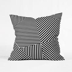 Stripe Sensation Pillow Cover | dotandbo.com
