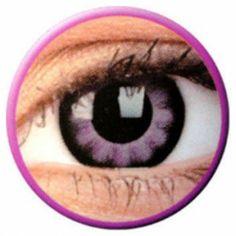 Lentile de contact colorate violet Big Eyes Ultra Violet - http://lensa.ro/lentile-contact-colorate/big-eyes/ultra-violet