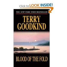 Blood of the Fold (Sword of Truth, Book 3): Terry Goodkind