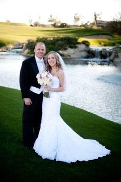 My wedding pictures will be beautiful if I marry on a golf course
