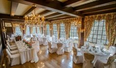 The unique layout and distinctive décor of the Old Mill Toronto provides the perfect feel for your wedding & ceremony. Beautiful Wedding Venues, Toronto Wedding, Event Venues, Chandelier, Layout, Ceiling Lights, Table Decorations, Room, Victoria