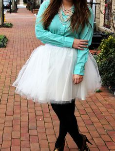 *** best diy thus far will be making an attempt soon***DIY Tulle Skirt Tutorial | Why Don't You Make Me