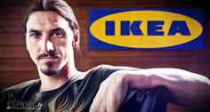 """Zlatan Ibrahimovic to design new furniture collection for IKEA: """"If I build it, they will come""""."""