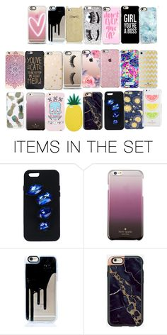 """iphone covers"" by nurzarmina on Polyvore featuring art"
