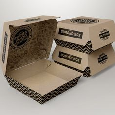 I will design all type of product packaging, #type, #design, #packaging Food Box Packaging, Brand Packaging, Packaging Design, Burger Packaging, Product Packaging, Packaging Ideas, Burger Branding, Paper Packaging, Custom Packaging