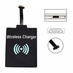 $4.99  Universal QI Wireless Phone Charging  Module  FREE SHIPPING NO MINIMUM  SHOP SAFE ALWAYS DELIVER & FOR FREE