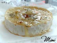 Camembert al horno con miel y tomillo, Receta Petitchef