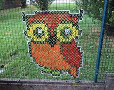 I am a huge fan of street art. It just makes my day when I am walking down a street and come a...