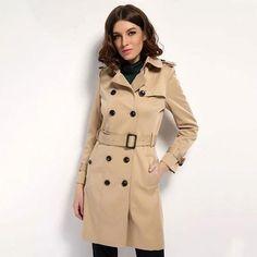 Long Puffer Coat, Down Coat, Trench Coats, Hoods, Women's Fashion, Type, Winter, Fabric, Jackets
