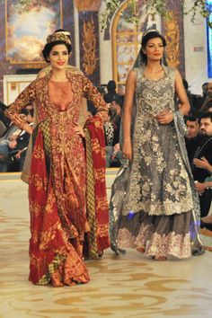 Saira Rizwan Collection at Pantene Bridal Couture Week 2013 Day 2