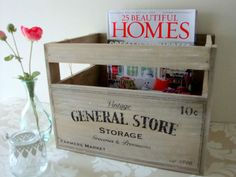 General Store Vintage Crate Http Stores Ebay Co