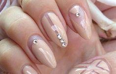 Diseños de uñas en fotos, diseño de uñas en fotos - largas.  Unete al CLUB #diseñodeuñas #3dnailart #uñasdiscretas