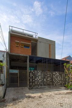 Bioclimatic and Biophilic Boarding House,© Mansyur Hasan