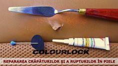Repararea crăpăturilor şi a rupturilor - www.centruldepiele.ro - tapiţer...