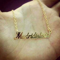 Madridista neckles