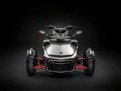 Can-Am 3-wheeler 2015-02