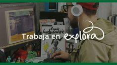 Ofertas de trabajo disponibles en el Parque Explora Medellín