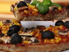 Quinoa-Pizza - so geht's   LECKER