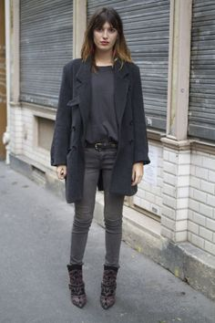 Inspiration: Jeanne Damas , ravissante en Isabel Marant. Miriam Lasserre , Personal Shopper Paris www.miriamlasserre.com