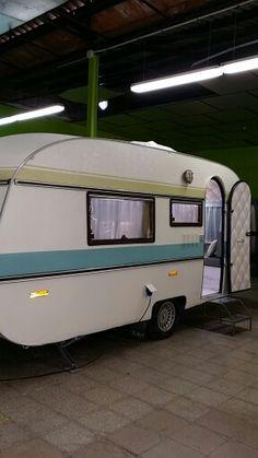 Caravana vintage valencia