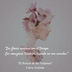 El amor en #Horizonte es tan intenso como el perfume de una flor...