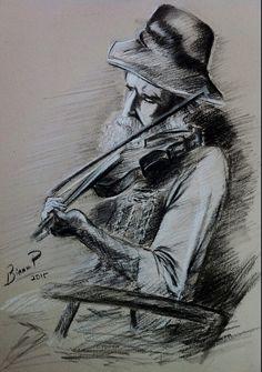 Bianca Paraschiv Drawings