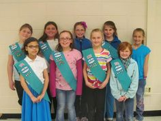 Girls Scouts to hold community baby shower - such a neat idea.