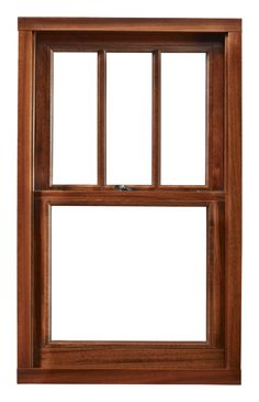 All Wood Single Double Hung Window By Hurd