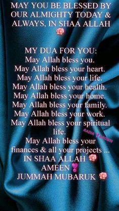 Jumma Mubarak Messages, Jumma Mubarak Dua, Jumma Mubarak Images, Muslim Quotes, Islamic Quotes, Jumuah Mubarak Quotes, Jumma Mubarik, Love Smiley, My Dua