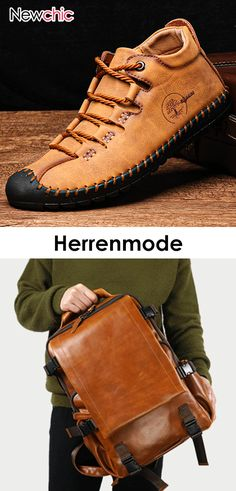 Work Fashion, Fashion Brand, Mens Fashion, Casual Boots, Casual Outfits, Fashion Outfits, Vintage Leather, Vintage Men, Casual Chic
