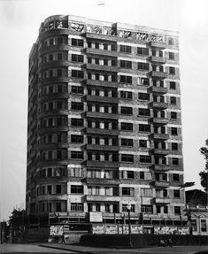 Circulando por Curitiba - Edificio Marumby - ARQUITETO ROMEU PAULO DA COSTA