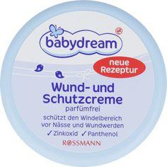 babydream,  krem przeciw odparzeniom, dla dzieci, 150 ml, nr kat. 123799