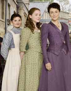 The Candleford Ladies Julia Sawalha Poldark Tv Series British Period Dramas Lark Rise
