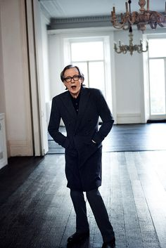 Bill Nighy for Esquire / by David Titlow