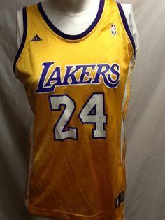 ba7eb9142 Los Angeles Lakers NBA 4 Her Womens Jersey Kobe Bryant 24  Adidas