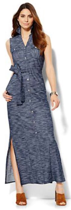 Comfy summer dress with pockets! Yes with pockets