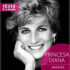 ¡La icónica Princesa Diana de Gales es nuestro crush de la semana!