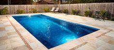 Fibreglass Pool Australia - Federation - Outdoor Pool - Freedom Pools And Spas