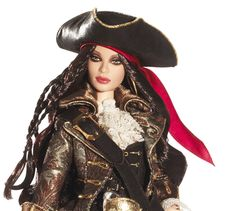 The Pirate Barbie® Doll