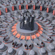 Hyper Magnetism by Helen Marlen on Behance