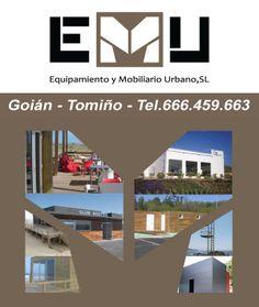 EMU Equipamiento y Mobiliario Urbano Avda. Brasil, 67 - Goián - Tomiño - Pontevedra