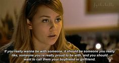 For all those boys who like to stay in the grey zone between just friends and more. #PetPeeve