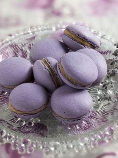 Recette Macarons foie gras / figues