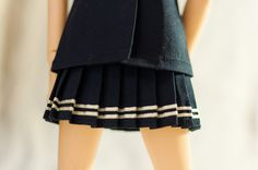 Jin Sailor Outfit Skirt Ball-Jointed Doll: Bluefairy Olive