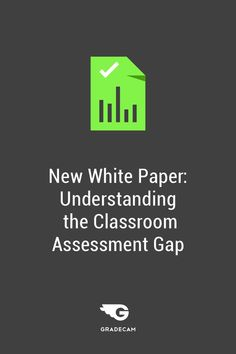 A new white paper from Tech & Learning discusses the classroom assessment gap and gives eight important takeaways for principals and administrators. Superhero Teacher, Teaching Skills, Teacher Inspiration, Formative Assessment, Crazy Facts, Teacher Hacks, Stressed Out, White Paper, School Fun