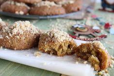Μελομακάρονα χωρίς ζάχαρη Krispie Treats, Rice Krispies, Yams, Christmas Recipes, Desserts, Food, Tailgate Desserts, Dessert, Postres