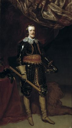 Creator Diego Velázquez Title Philip IV in Armour with a Lion at his Feet Work Type painting Date Material oil on canvas Spanish Painters, Spanish Artists, Manet, Spanish Netherlands, Diego Velazquez, Baroque Painting, Madrid, Italian Artist, Roman Empire