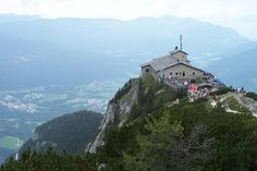Hitler's Eagle's Nest, a very interesting tour from the bottom of the mountain to the top.