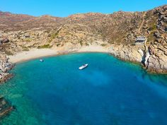 Private boat excursions at Chamouhades beach with Scorpion rib by Luxurios Island! Greek Islands, Scorpion, Beaches, Greece, Ios, Water, Outdoor, Greek Isles, Scorpio