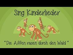 YouTube Learn German, Safari Party, Kids Songs, Crafts To Do, Winnie The Pooh, Activities For Kids, Music Videos, Teaching, Education